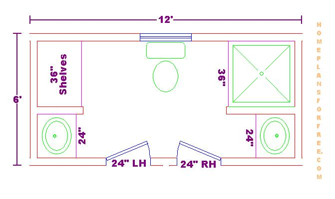 Free Bedroom Addition Plans with 18x24 Floor Plan Layout ...
